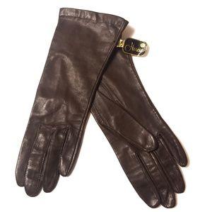 Vintage 60s Heiress Gloves Size 7.5 Antron Nylon